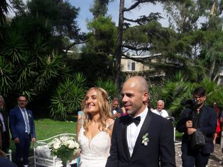 Le nozze di Antonio  e Alessandra  2