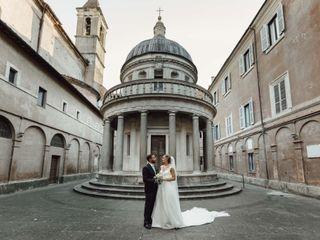 Le nozze di Marina e Antonio