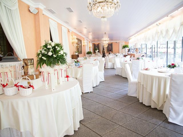 Il matrimonio di Massimo e Yadira a Rovato, Brescia 4