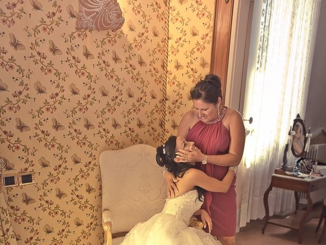 Il matrimonio di Massimo e Yadira a Rovato, Brescia 17