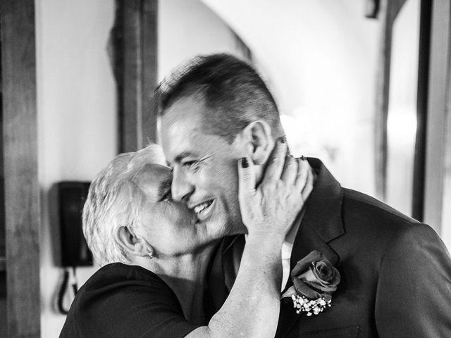 Il matrimonio di Massimo e Yadira a Rovato, Brescia 27