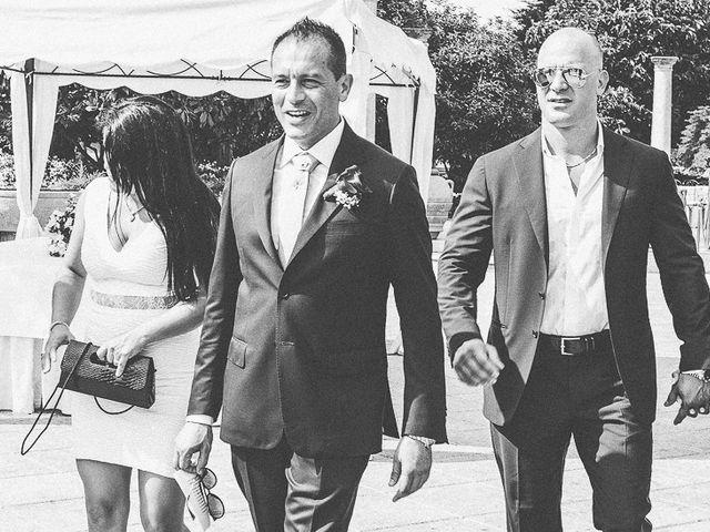 Il matrimonio di Massimo e Yadira a Rovato, Brescia 28