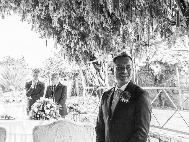 Il matrimonio di Massimo e Yadira a Rovato, Brescia 30