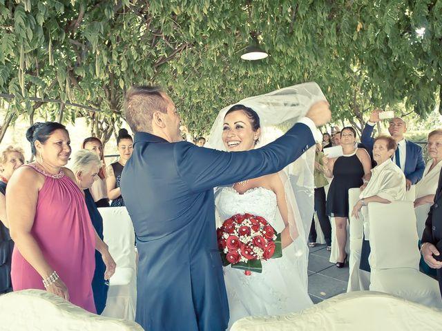 Il matrimonio di Massimo e Yadira a Rovato, Brescia 38