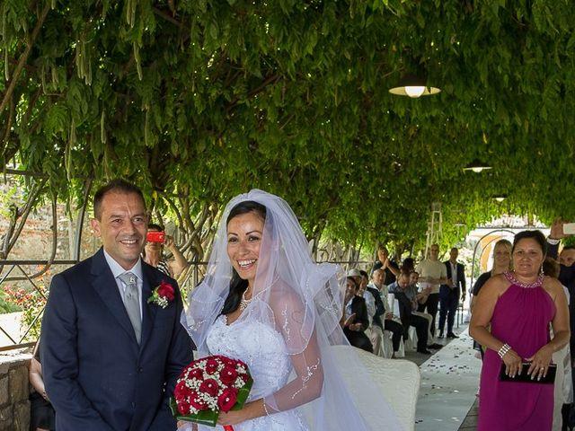 Il matrimonio di Massimo e Yadira a Rovato, Brescia 39