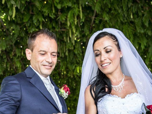 Il matrimonio di Massimo e Yadira a Rovato, Brescia 43