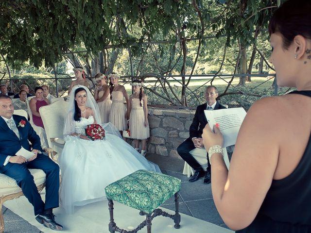 Il matrimonio di Massimo e Yadira a Rovato, Brescia 45