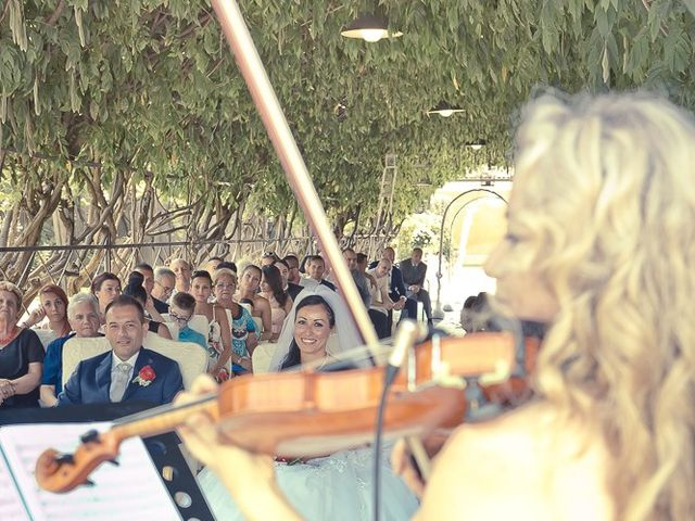 Il matrimonio di Massimo e Yadira a Rovato, Brescia 46