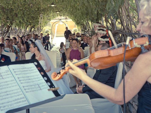 Il matrimonio di Massimo e Yadira a Rovato, Brescia 47