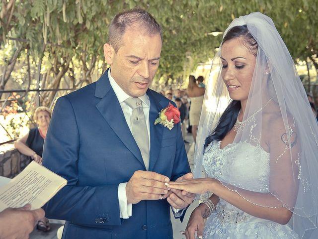 Il matrimonio di Massimo e Yadira a Rovato, Brescia 49