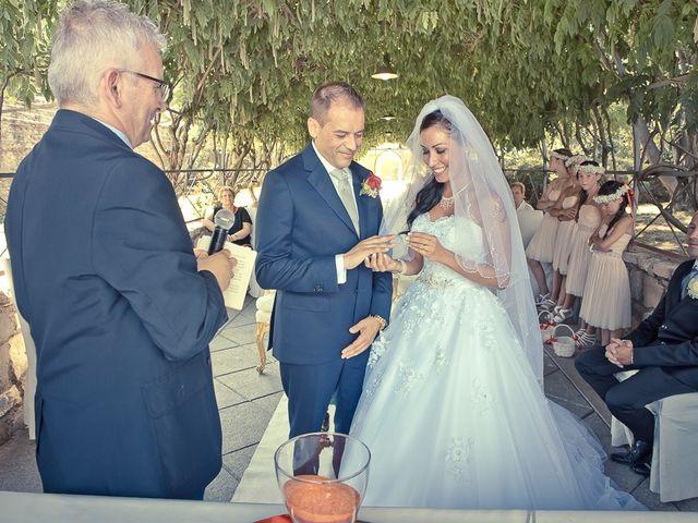 Il matrimonio di Massimo e Yadira a Rovato, Brescia 51