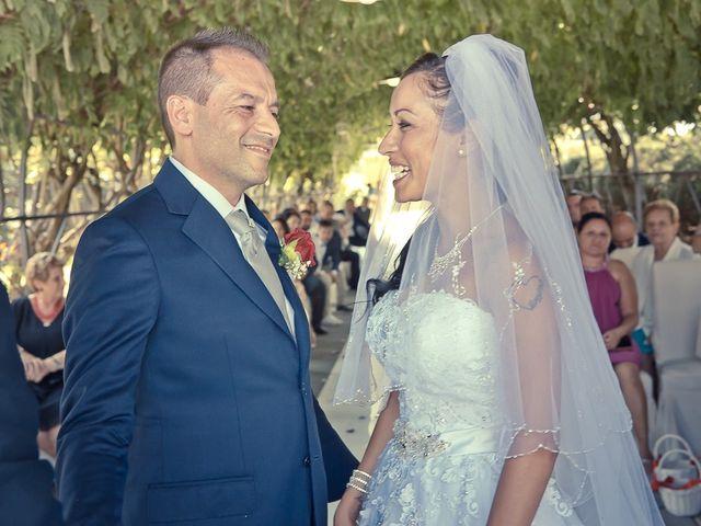 Il matrimonio di Massimo e Yadira a Rovato, Brescia 52