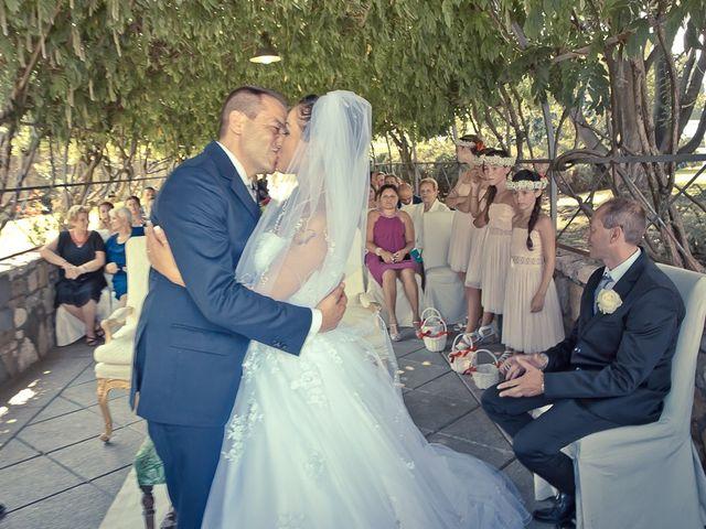 Il matrimonio di Massimo e Yadira a Rovato, Brescia 53