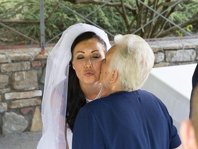 Il matrimonio di Massimo e Yadira a Rovato, Brescia 55