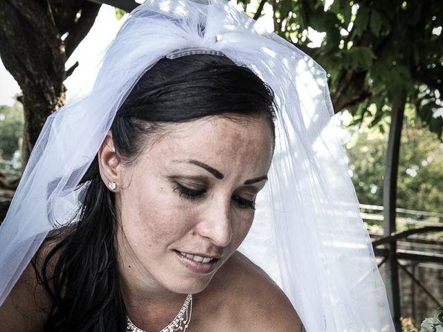 Il matrimonio di Massimo e Yadira a Rovato, Brescia 57