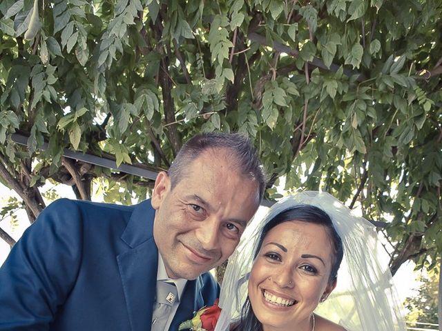 Il matrimonio di Massimo e Yadira a Rovato, Brescia 58