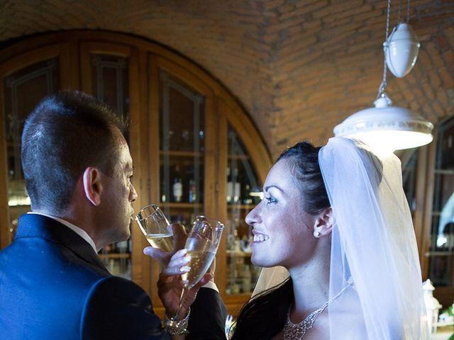 Il matrimonio di Massimo e Yadira a Rovato, Brescia 66