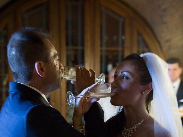 Il matrimonio di Massimo e Yadira a Rovato, Brescia 67