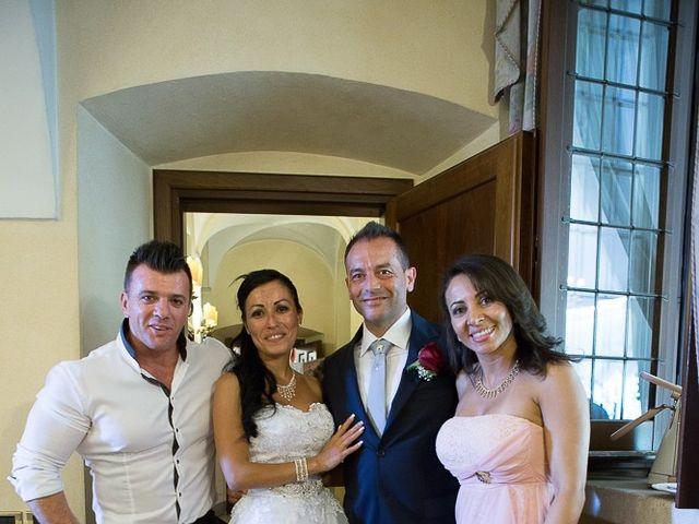 Il matrimonio di Massimo e Yadira a Rovato, Brescia 68