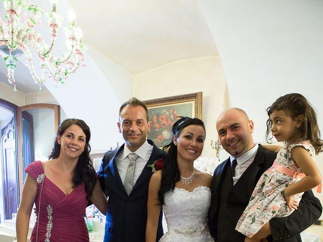Il matrimonio di Massimo e Yadira a Rovato, Brescia 69