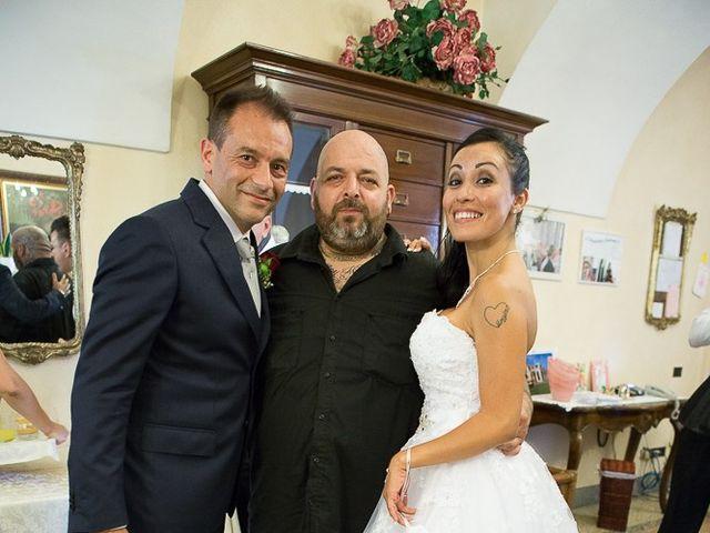 Il matrimonio di Massimo e Yadira a Rovato, Brescia 70