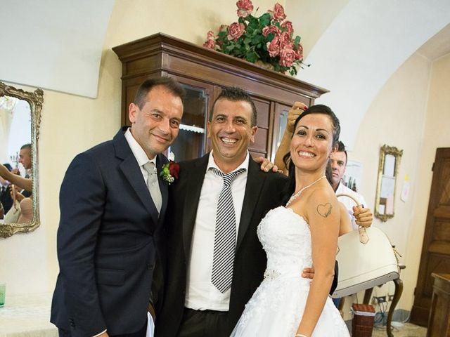 Il matrimonio di Massimo e Yadira a Rovato, Brescia 71