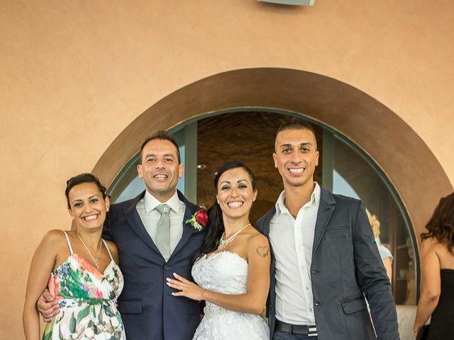 Il matrimonio di Massimo e Yadira a Rovato, Brescia 73