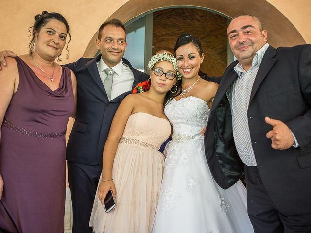 Il matrimonio di Massimo e Yadira a Rovato, Brescia 74