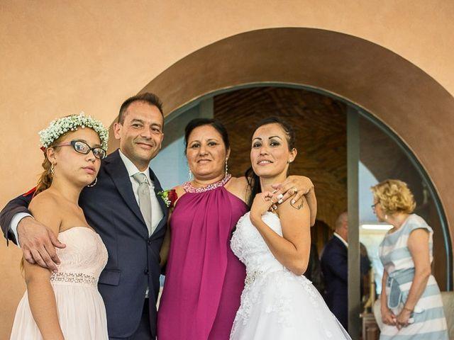 Il matrimonio di Massimo e Yadira a Rovato, Brescia 75