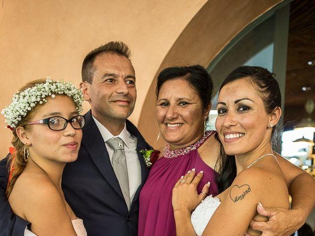 Il matrimonio di Massimo e Yadira a Rovato, Brescia 76