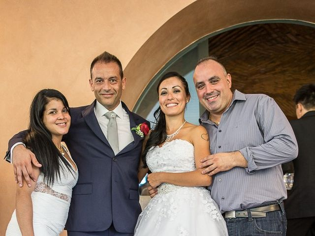 Il matrimonio di Massimo e Yadira a Rovato, Brescia 77