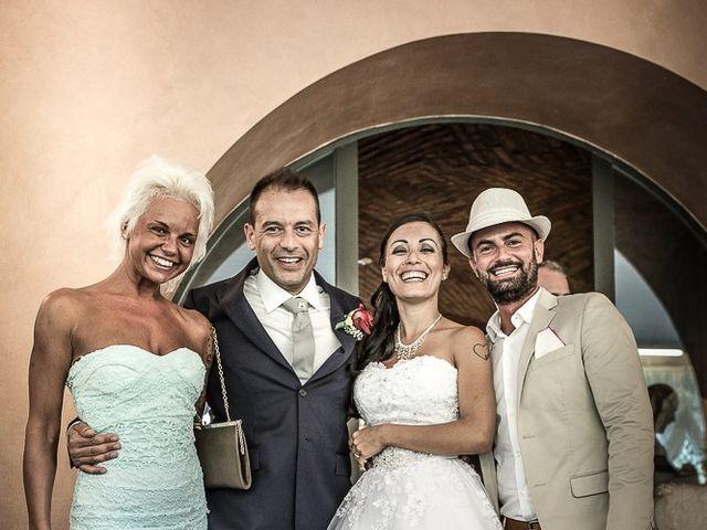 Il matrimonio di Massimo e Yadira a Rovato, Brescia 79