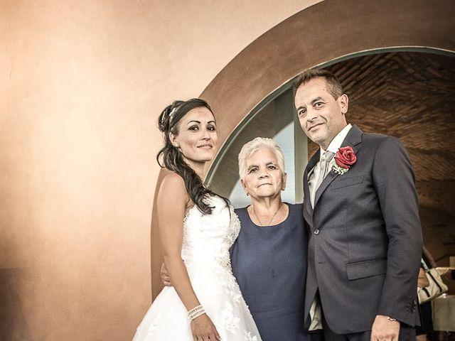 Il matrimonio di Massimo e Yadira a Rovato, Brescia 80