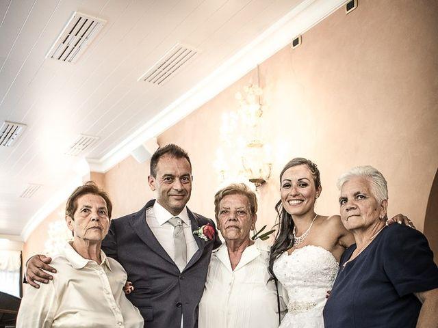 Il matrimonio di Massimo e Yadira a Rovato, Brescia 82