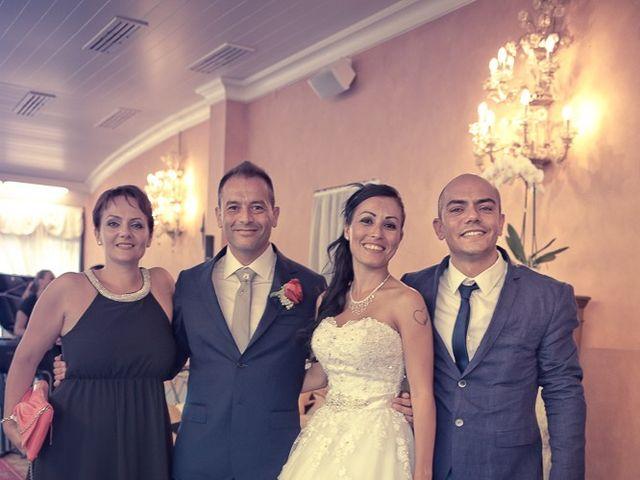 Il matrimonio di Massimo e Yadira a Rovato, Brescia 84