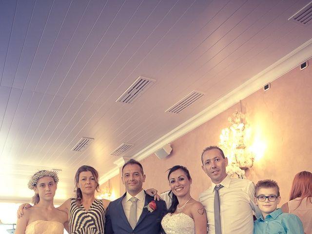 Il matrimonio di Massimo e Yadira a Rovato, Brescia 86