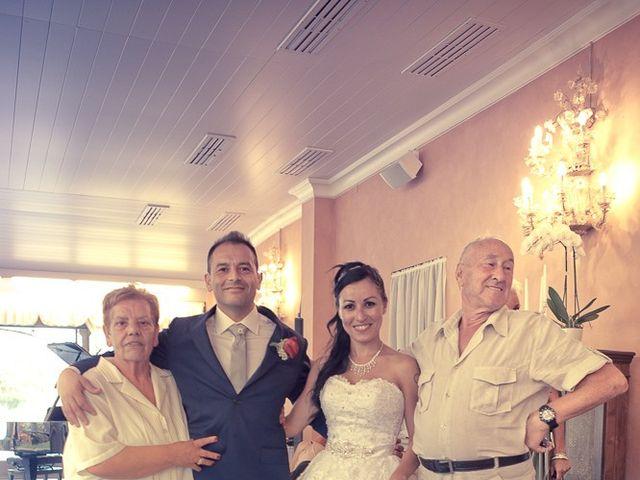 Il matrimonio di Massimo e Yadira a Rovato, Brescia 87