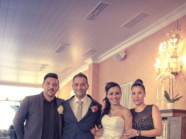Il matrimonio di Massimo e Yadira a Rovato, Brescia 88