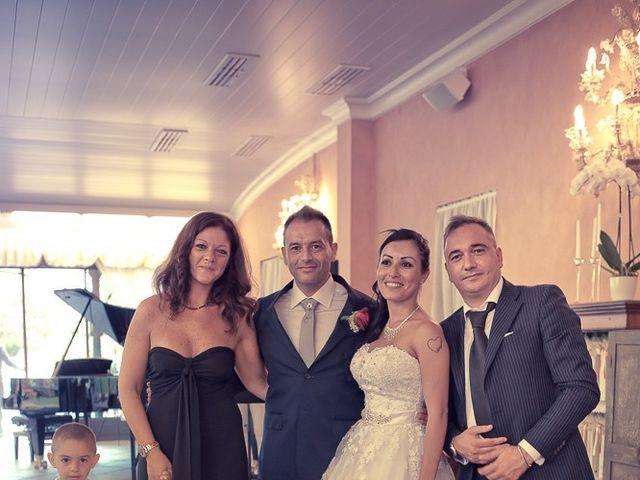 Il matrimonio di Massimo e Yadira a Rovato, Brescia 90
