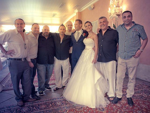 Il matrimonio di Massimo e Yadira a Rovato, Brescia 91