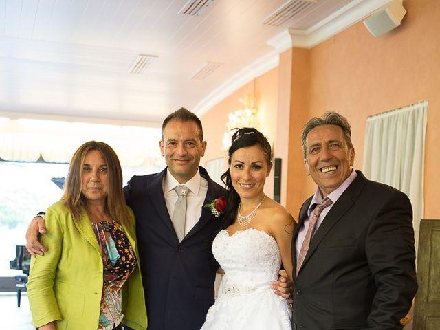 Il matrimonio di Massimo e Yadira a Rovato, Brescia 93
