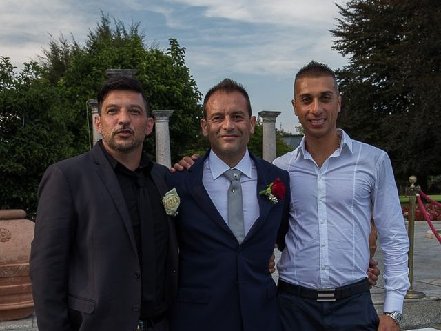 Il matrimonio di Massimo e Yadira a Rovato, Brescia 96