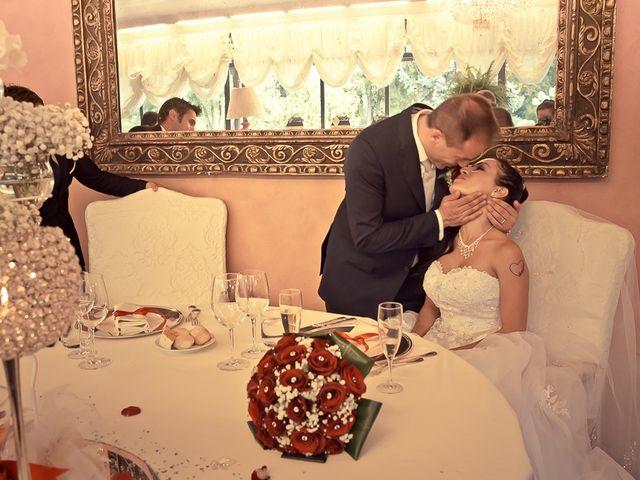 Il matrimonio di Massimo e Yadira a Rovato, Brescia 97