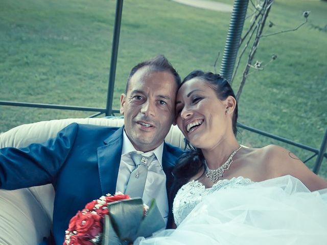 Il matrimonio di Massimo e Yadira a Rovato, Brescia 99
