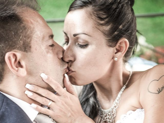 Il matrimonio di Massimo e Yadira a Rovato, Brescia 100