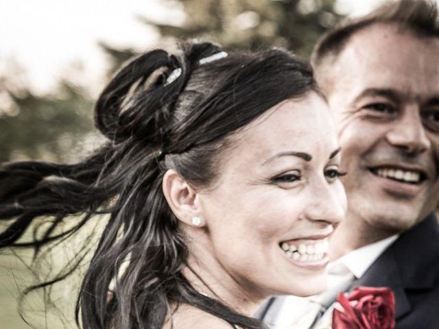 Il matrimonio di Massimo e Yadira a Rovato, Brescia 2
