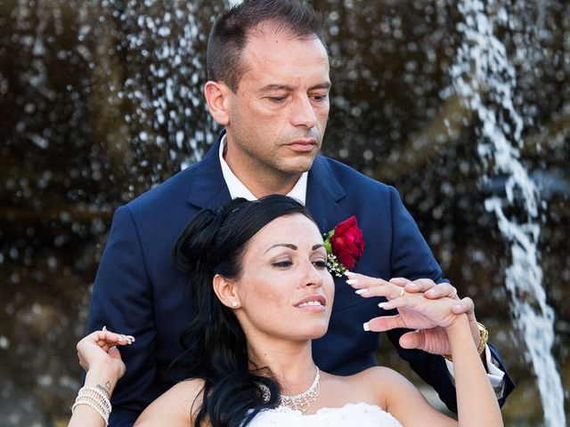 Il matrimonio di Massimo e Yadira a Rovato, Brescia 108