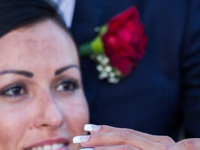 Il matrimonio di Massimo e Yadira a Rovato, Brescia 109