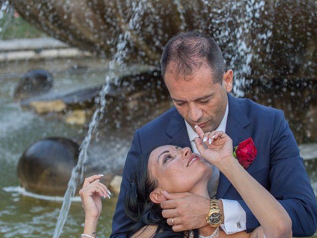 Il matrimonio di Massimo e Yadira a Rovato, Brescia 113