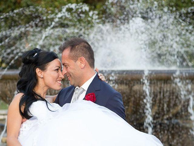 Il matrimonio di Massimo e Yadira a Rovato, Brescia 116